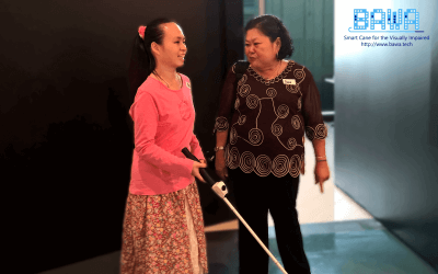 @CAT Penang: Wangi Lai PLT creates BAWA to enhance mobility of the visually impaired