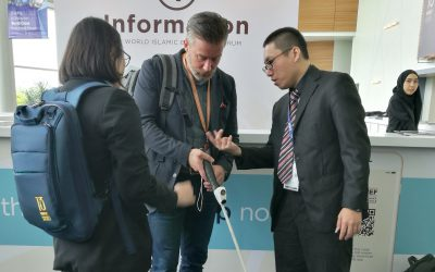 Astro Awani: Smart cane like 'Waze' for the blind