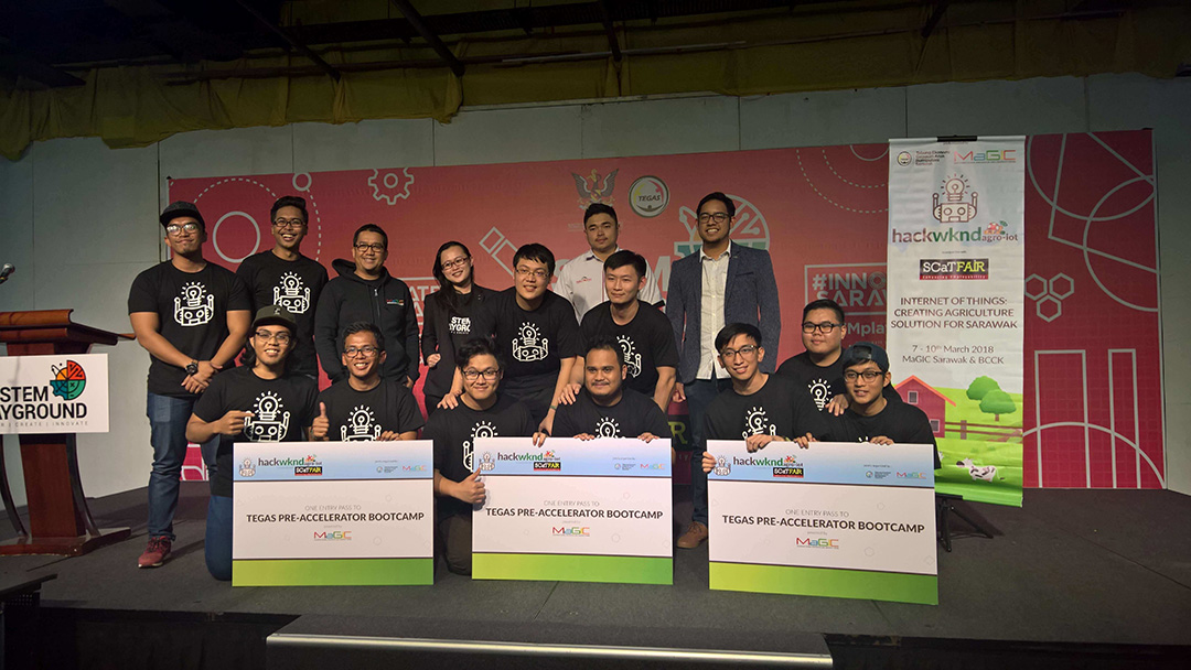 HackWeekend: Agro-IoT - Winners!