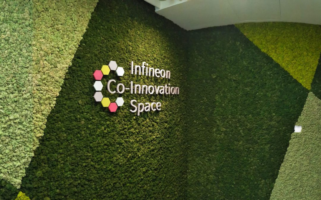 BAWA Cane joins Infineon Co-Innovation Space